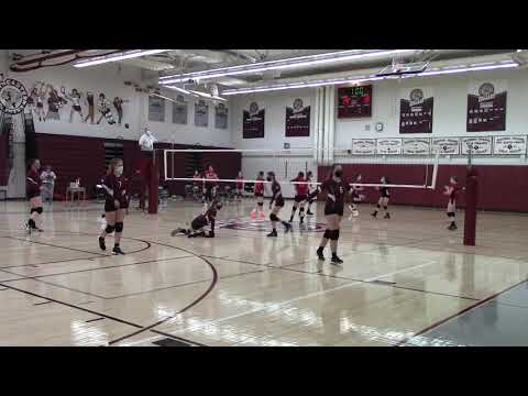 NCCS-BCS JV Volleyball  4-14-21
