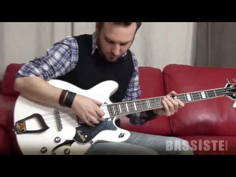 Test : Hagstrom Vinking - Bassiste Magazine #46