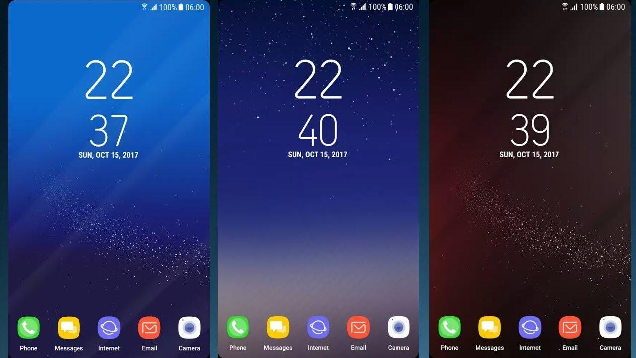 Samsung Live Wallpaper 4k - NOSIRIX