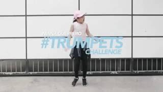 Trumpets Challenge | Niana Guerrero