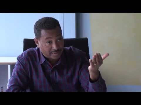 Interview with High-level Ethiopian Delegation Visiting UNESCO-IHE