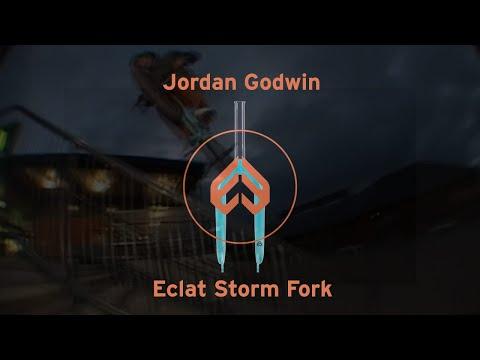 "Video ECLAT STROM 20 ""Fork BRAKELESS Jordan Godwin"
