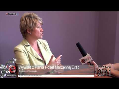 Wywiad z Panią Poseł Marzenną Drab