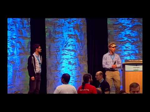Image from Closing address - PyCon 2014 (2014/04/13)