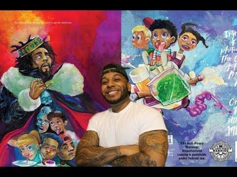 J Cole - KOD (Reaction/Review) Pt.1 #Meamda