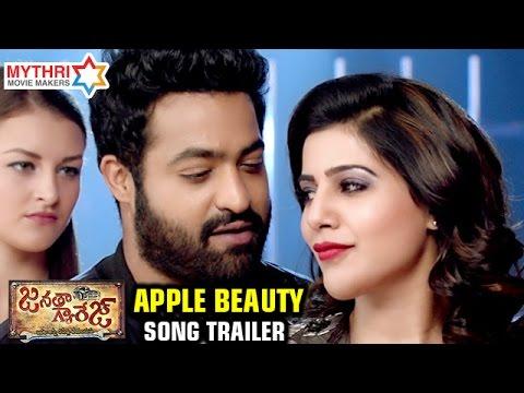 Janatha-Garage-Movie-Apple-Beauty-Song-Trailer