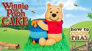 Winnie The Pooh Cake 3D   How To Cook That Ann Reardon