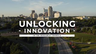 Unlocking Innovation in the Research Triangle video