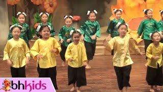 Bắc Kim Thang - Top Nhạc Thiếu Nhi Sôi Động Cho Bé