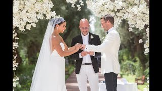 And then we got married....Destination Marrakech (Wedding Recap)