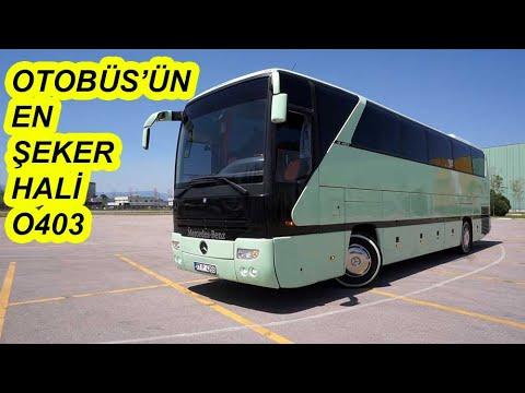Renklerin Otobüs Hali O403 & Bilinmeyen Özellikleri