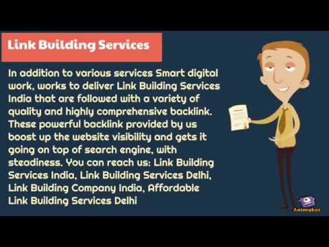 Link Building Services Delhi    Link Building Company India