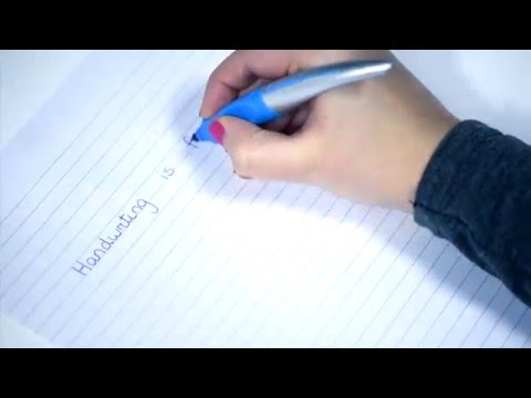 'Watch and draw with us' – handwriting practice with STABILO EASYoriginal