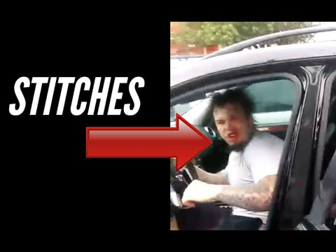 New Video Footage Of Stitches Getting Jumped!