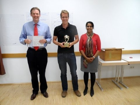 Table Topic Club Contest   Winning Speech by Moritz Ostwald