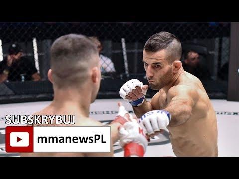 KSW 40: Zwycięzca Antun Racic wciąż chce walczyć z Anzorem Azhievem