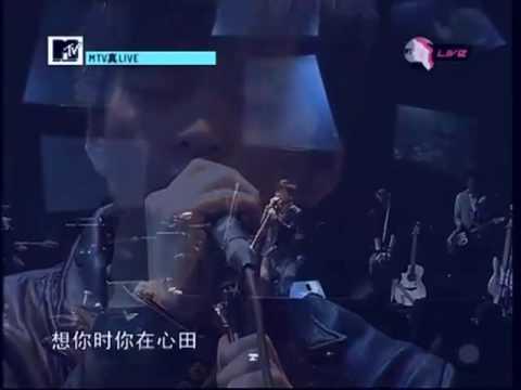 李健《傳奇》MTV真LIVE現場版(李健&張懸)