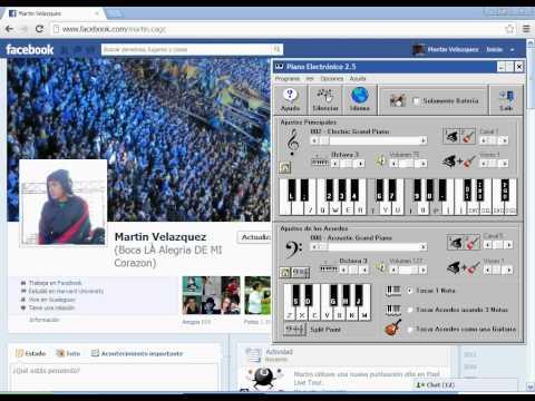 tu-agapornis piano electronico 2.5