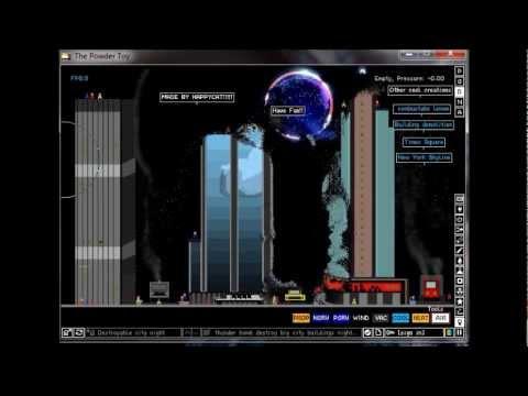 Powder toy 5 ways to destroy a city musica movil musicamoviles com