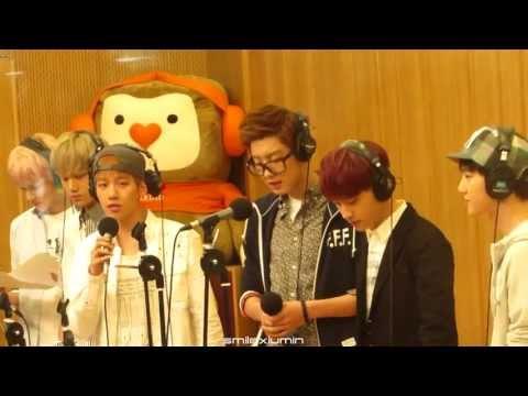 130820 EXO-K -  XOXO rehearsal