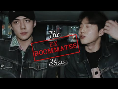 Sehun & Suho: the ex roommates show