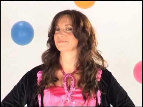 Canciones infantiles - SACO UNA MANITO - Cantando con Adriana