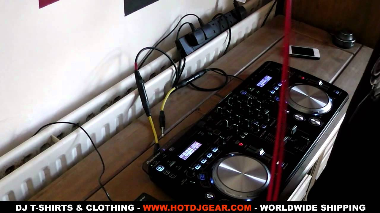 how to connect a pioneer xdj aero to a pioneer rmx 1000 effects unit youtube. Black Bedroom Furniture Sets. Home Design Ideas