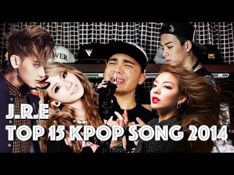 TOP 15 KPOP SONGS OF 2014