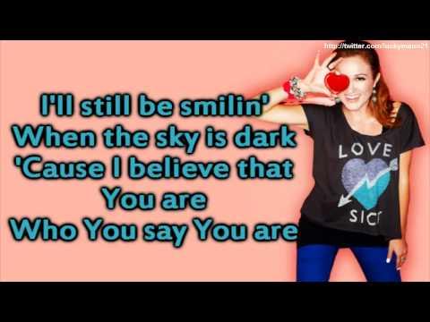 Baixar Britt Nicole - Who You Say You Are (Lyrics On Screen Video HD) New Christian Music Pop 2012