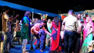 tejal thakor on stage hot dance live video