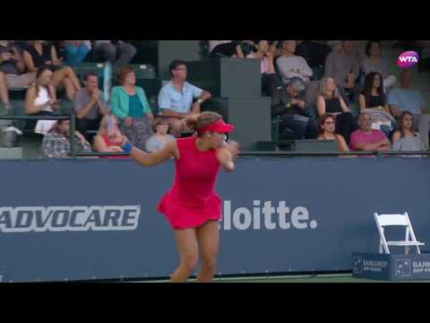 Garbine Muguruza vs Madison Keys