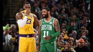 """Lebron James and Kyrie Irving~""""Hall of Fame""""~(Emotional) Mix 2019 ᴴᴰ"""