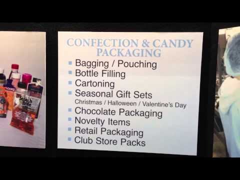 Sweets and Snacks Expo 2013 - Assemblies Unlimited