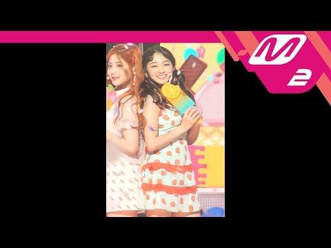 [MPD직캠] 구구단 오구오구 미나 직캠 'ICE CHU' (gugudan OGUOGU MINA FanCam) | @MCOUNTDOWN_2017.8.10