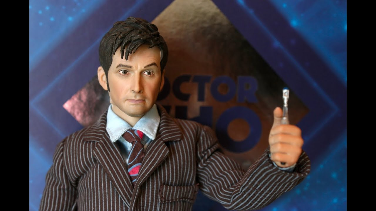 10th Doctor Big Chief Studio Doctor Who Figure Review