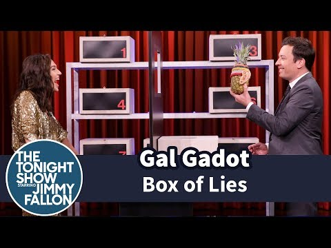 Box of Lies with Gal Gadot