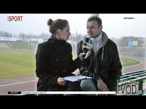 Wywiad z Michałem Wróblem bramkarzem Olimpii Grudziądz