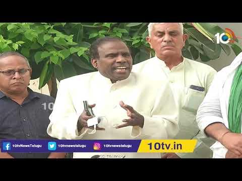 KA Paul warns PM Modi over privatisation of Visakha steel plant