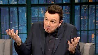Seth Macfarlane Is The Funniest Man Alive