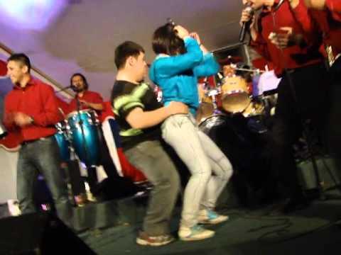 Baile del Gusano con TOTO y Banda Entremuros --19 Sep 2010 San Vicente T,T,