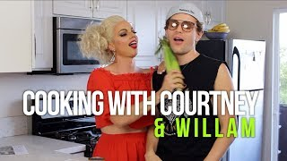 Cooking with Courtney & Willam