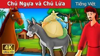 Chú Ngựa và Chú Lừa   Chuyen co tich   Truyện cổ tích việt nam