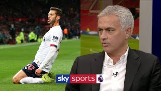 Does Jose Mourinho believe Liverpool deserved a draw against Manchester United?