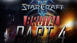 CZ Let's play | Starcraft 2 Wings of Liberty | Brutal | Part #3 |[1080p] [PC]