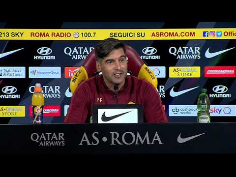 VIDEO - Fiorentina-Roma, Fonseca: