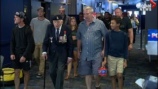 Dunkirk veteran moved to tears over realism of new film Dunkirk
