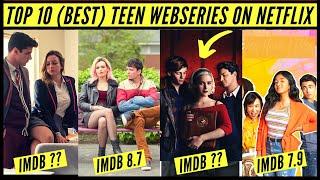 Top 10 Teen Series on Netflix(HINDI)   Best Netflix Teen Series 2020   Netflix Decoded