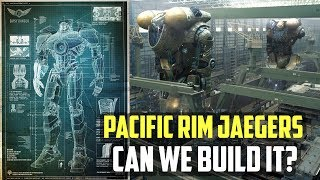 The Challenges With Building A Jaeger in Real Life | PACIFIC RIM
