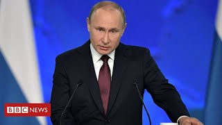Russia's President Putin may have been exposed to Coronavi..