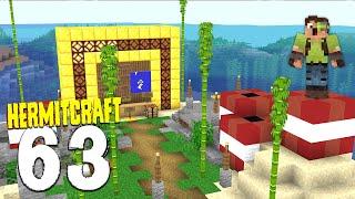 HermitCraft 7: 63 | BLOW UP THE ISLAND!